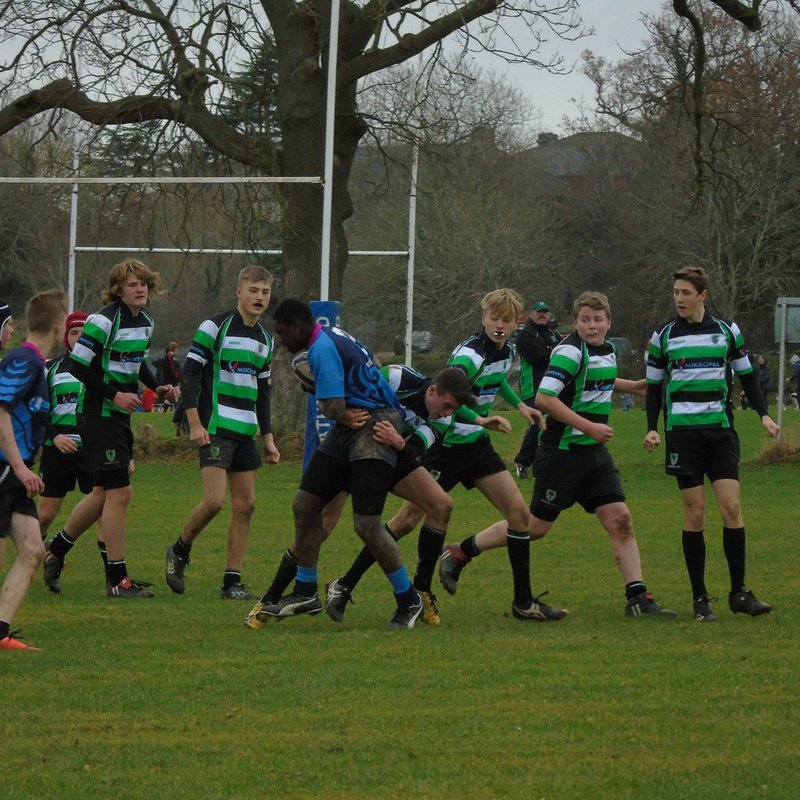 Redditch v Woodrush U16