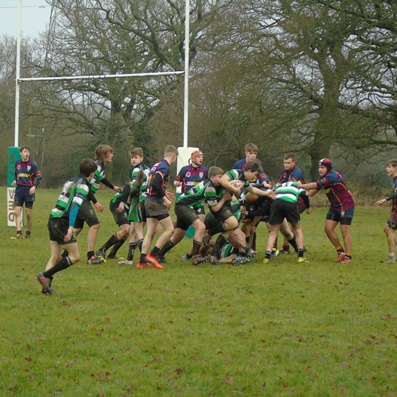 Woodrush U16 v Evesham