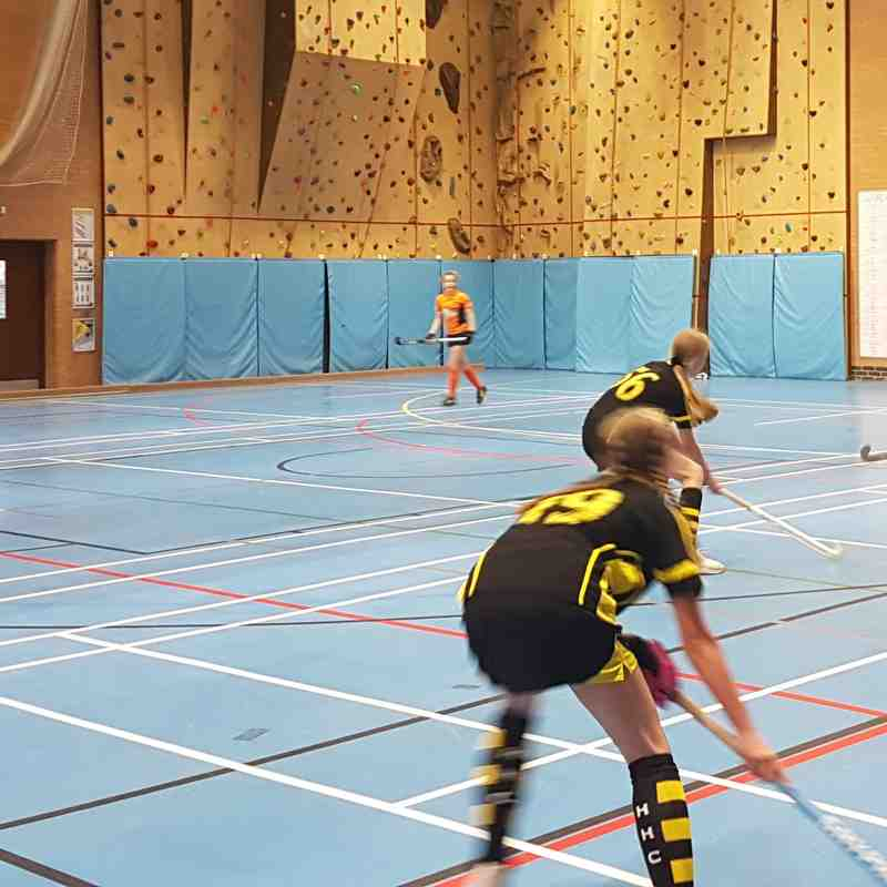 Indoor Hockey - Under 14's