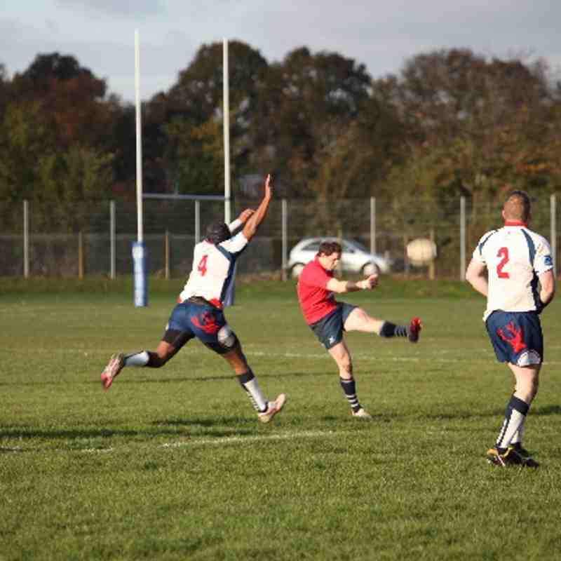 CS RFC vs West Combe Park RFC