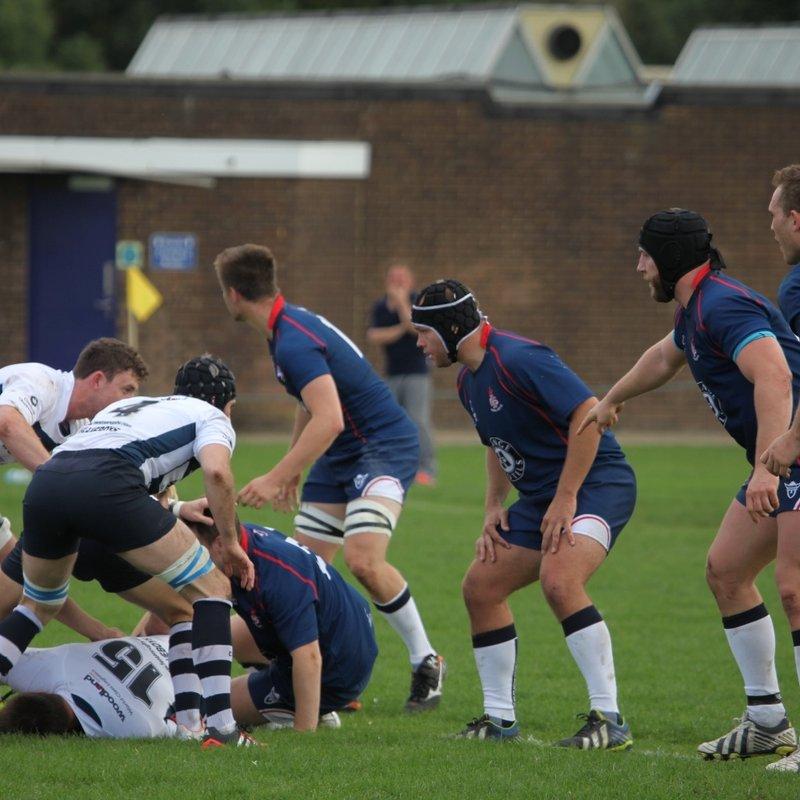 2nd XV Stags beat London Cornish 2 23 - 5
