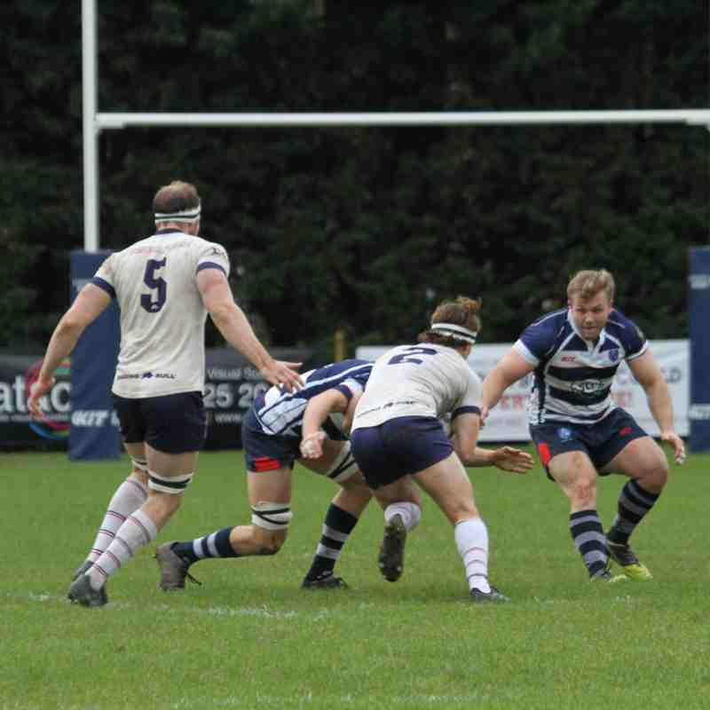 CS vs Havant 4th November 2017