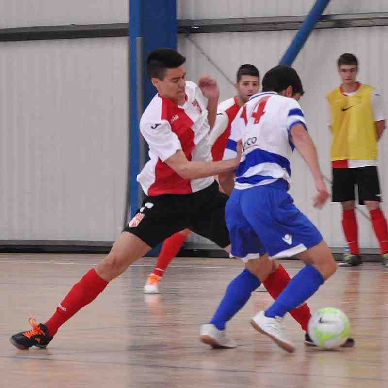 Oxford CIty Lions v Baku (13 Sept 2015)