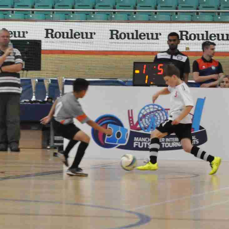 Oxford City Futsal Academy U12 International Futsal Tournament