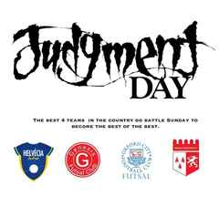 Judgement day!