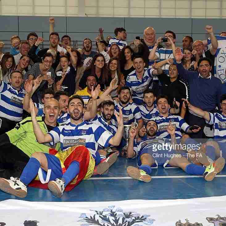 Oxford City Lions to travel to Andorra for UEFA Futsal Cup