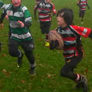 AK U10s V Lymm 15th Dec 2014