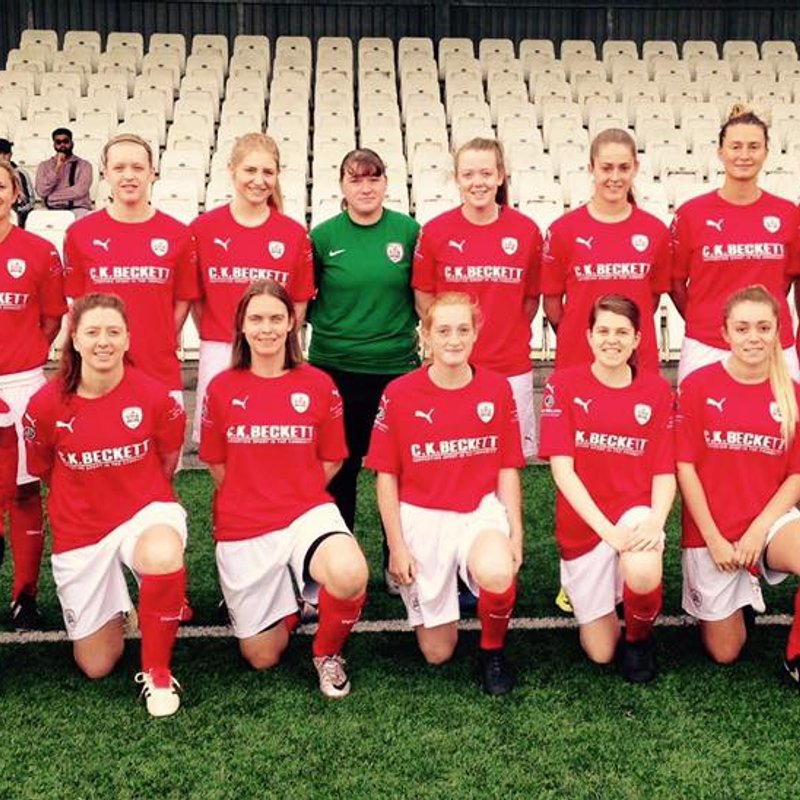 Barnsley FC Ladies: Another Oakwell take over