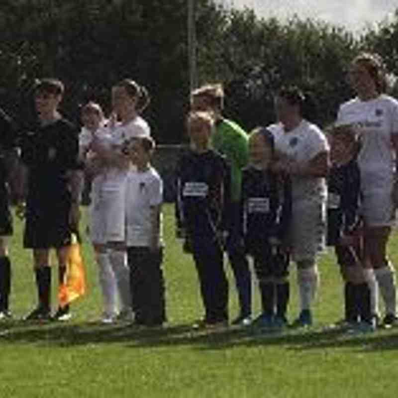 17-09-17 Leeds Ladies vs 1st Team