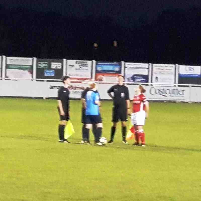 20-09-17 1st Team vs Brighouse Town Toss