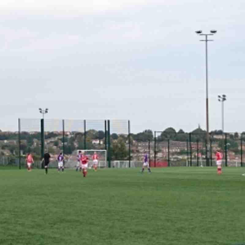 24-09-17 1st Team vs Bolton Wanderers Ladies