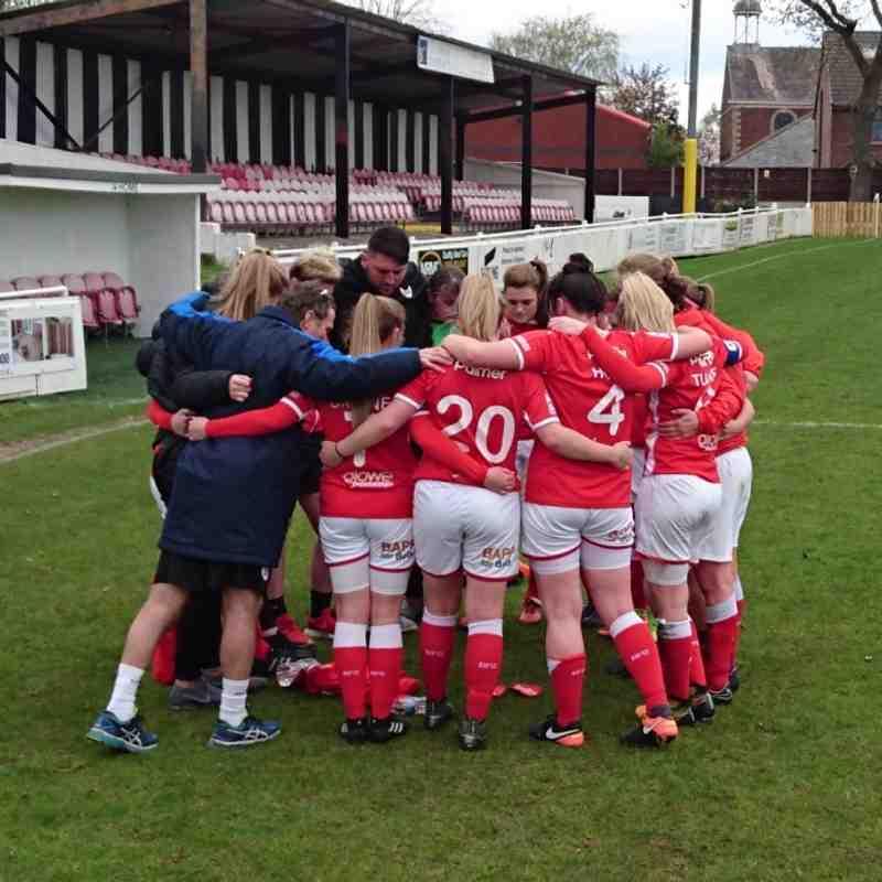 29-04-18 Bolton vs 1st Team togetherness