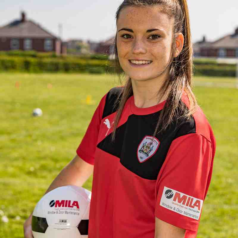 2017/18 Barnsley FC Ladies match photos