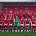 The New Saints Ladies FC vs Barnsley FC Ladies FAWNL Plate round 3