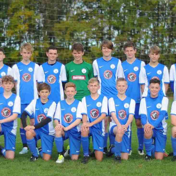 15 WHITES GAIN CUP VICTORY OVER CLUB RIVALS