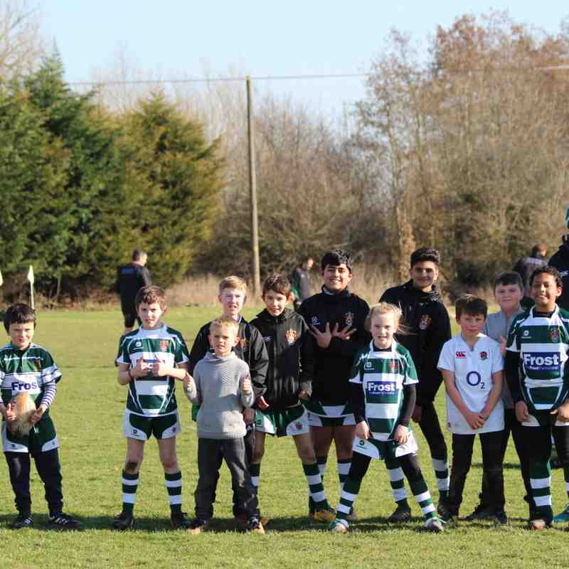 Minis & Juniors Pre Cup Final