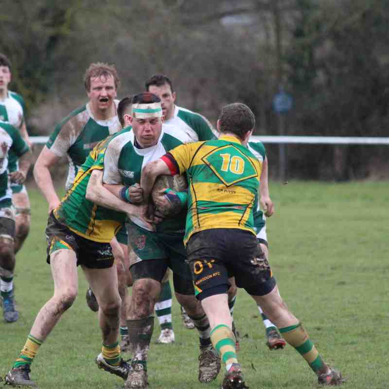 Slough vs Abingdon Mar 18
