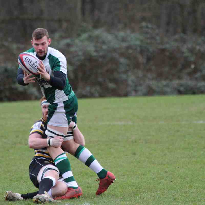 Slough vs Marlow Jan 19