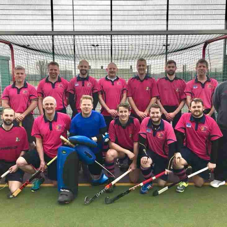 Mens 1st team take the rewards from local derby