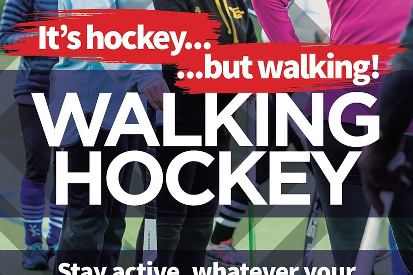 **Walking Hockey**