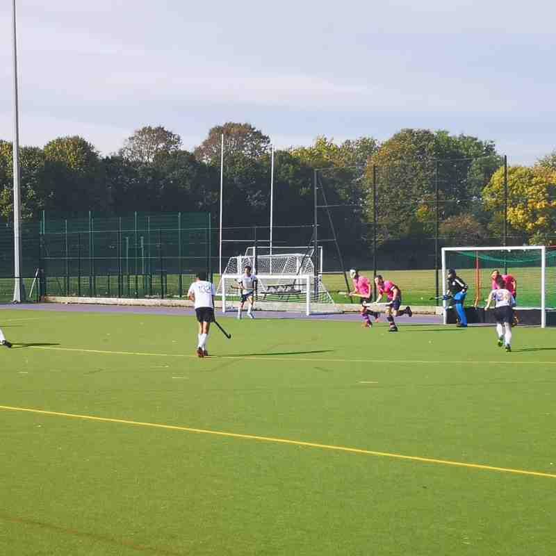 Mens 1st team vs Southampton University