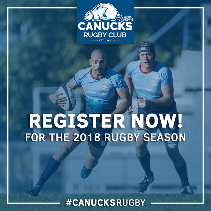 Registration is now live for the 2018 season!