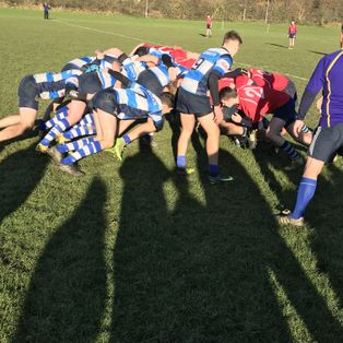 DMP under 16 match report playing away to Bishop 26th November 2017