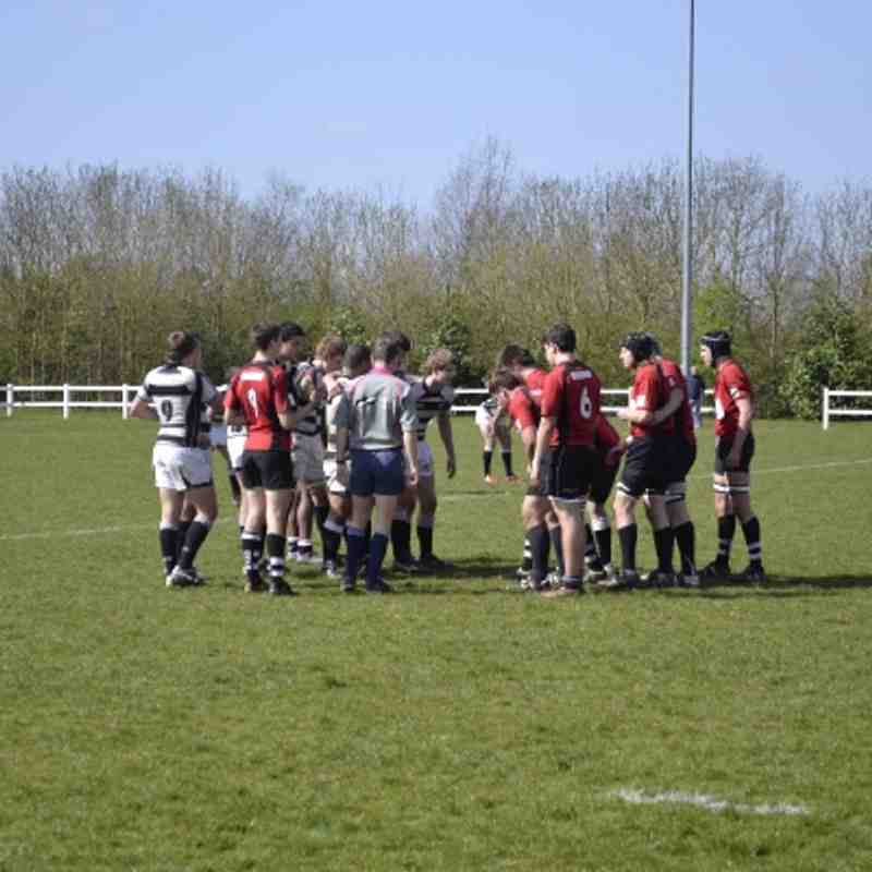 U17's vs. Matson (SW Cup Final)