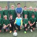 U13 beat Ruishton Youth U13's 6 - 2