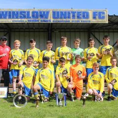 Winslow United Presentation Day 10/06/2018