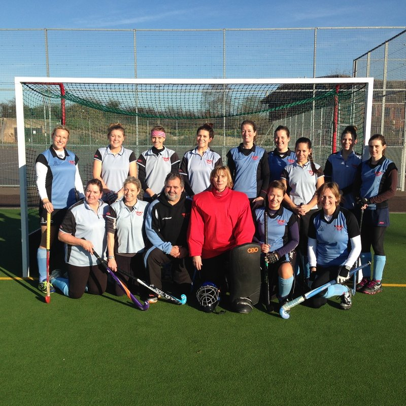 Thame Ladies 2's vs. University of Reading Ladies 4s