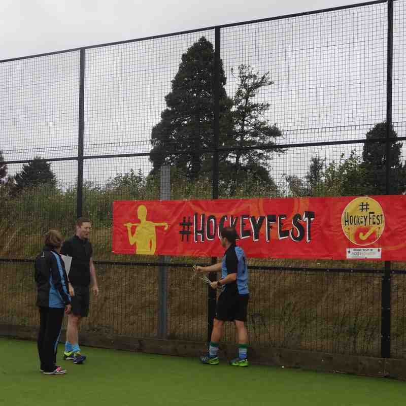 (Olympic) Thame Hockey Fest 2016