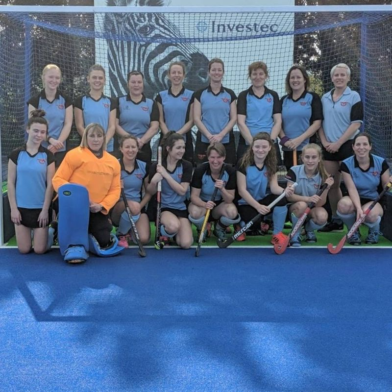 Ladies 2nd XI beat Harlow 0 - 1