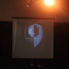 Presentation evening 2014