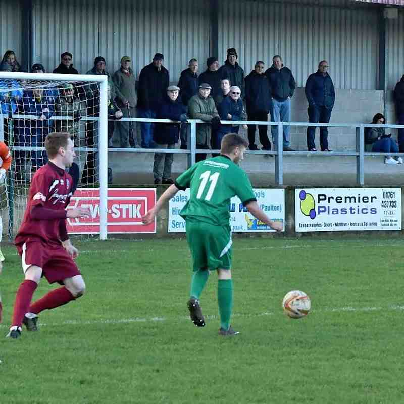 Chance for Hitchin's Lucas Kirkpatrick