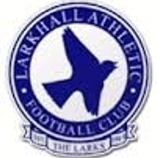 LARKHALL ATHLETIC 2  v  1 PAULTON ROVERS