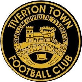 TIVERTON TOWN 3 v 1 PAULTON ROVERS