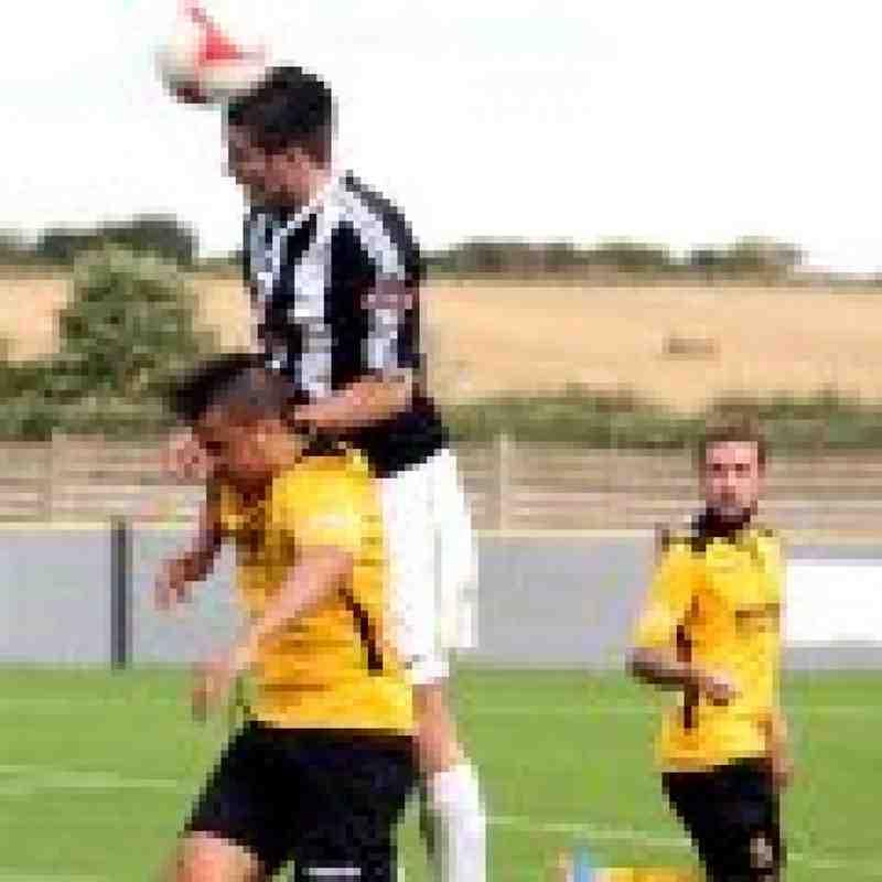 Loughborough Dynamo FA Cup 30.08.13