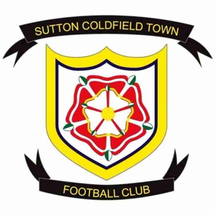 Sutton Coldfield - GAME ON