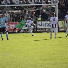 Stafford Rangers 15th October 2016