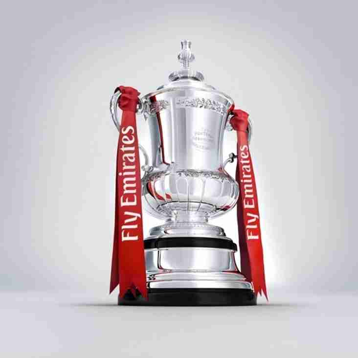 FA Cup Draw Announced - Ravens To Face St Ives Town