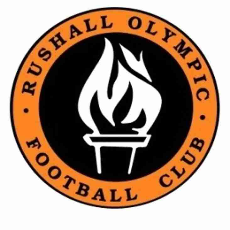 Match Preview - Rushall Olympic