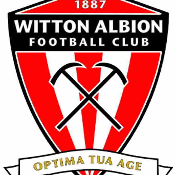 Witton Albion Preview