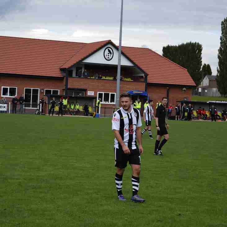 Coalville's Winning Run Halted At Sutton Coldfield