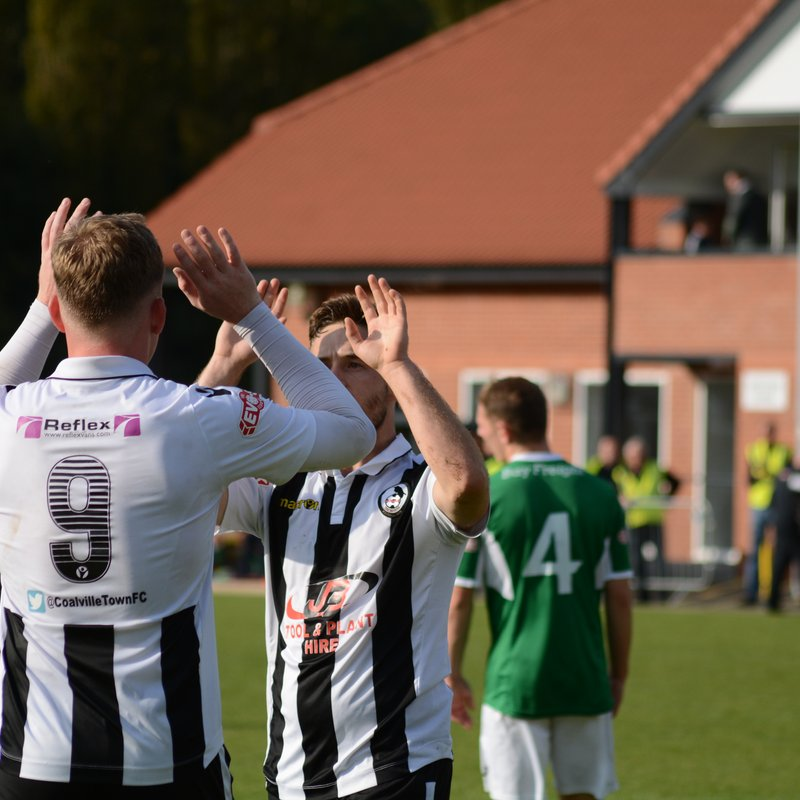 Coalville Sweep Aside Leicester Road To Reach Semis