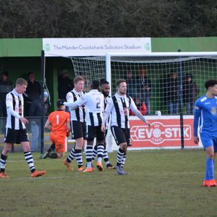 Coalville Inflict Defeat on Bottom Placed Sutton