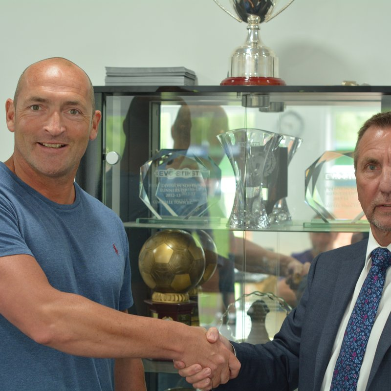 Adam Stevens Appointed New First Team Manager