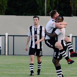 Coalville Town 2-0 Alvechurch