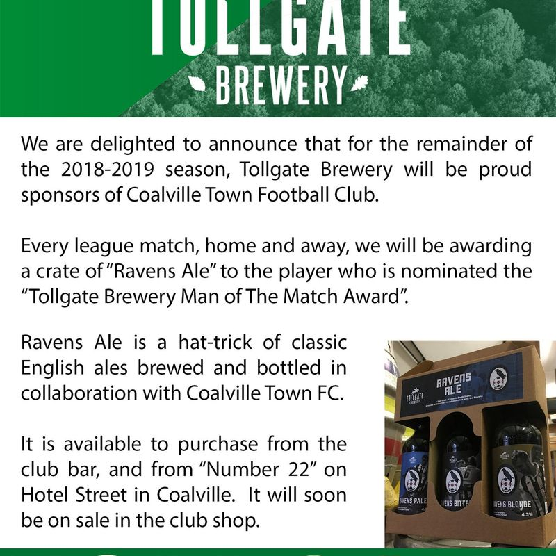 Ravens Brew Up A New Sponsorship Deal