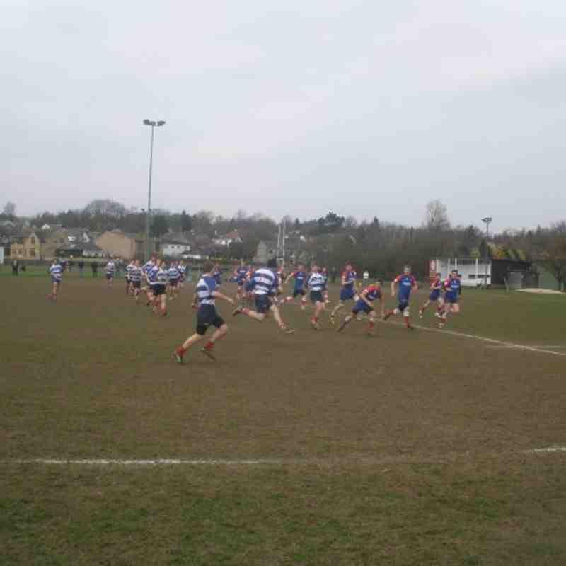 Sheffield U17 v Hull Ionians U17 27 March 2011 Yorkshire Cup Round 2